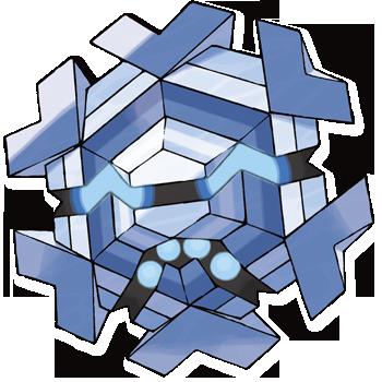 Cryogonal card