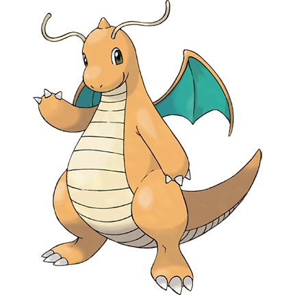 Dragonite card