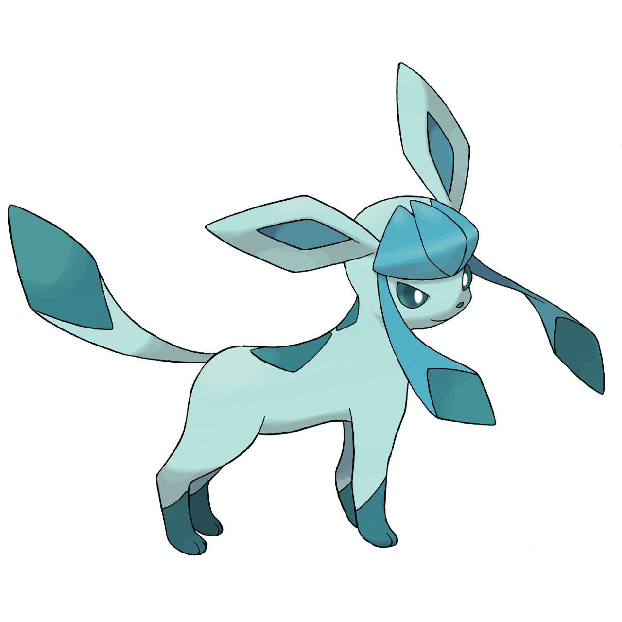 Glaceon card
