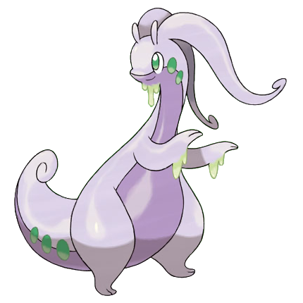 Goodra card