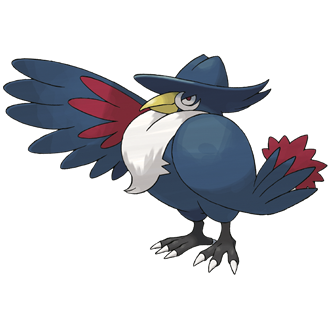 Honchkrow card