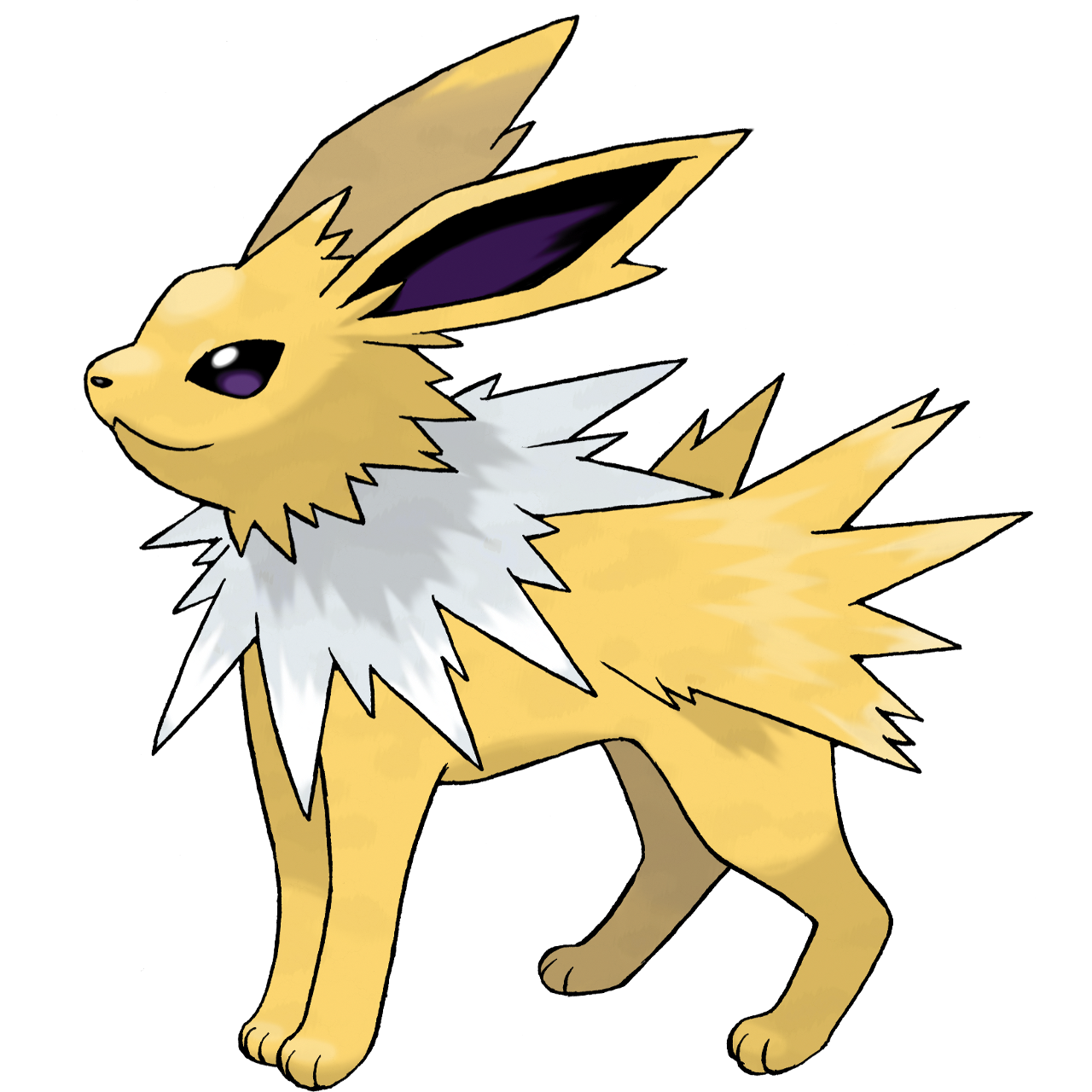 Jolteon card