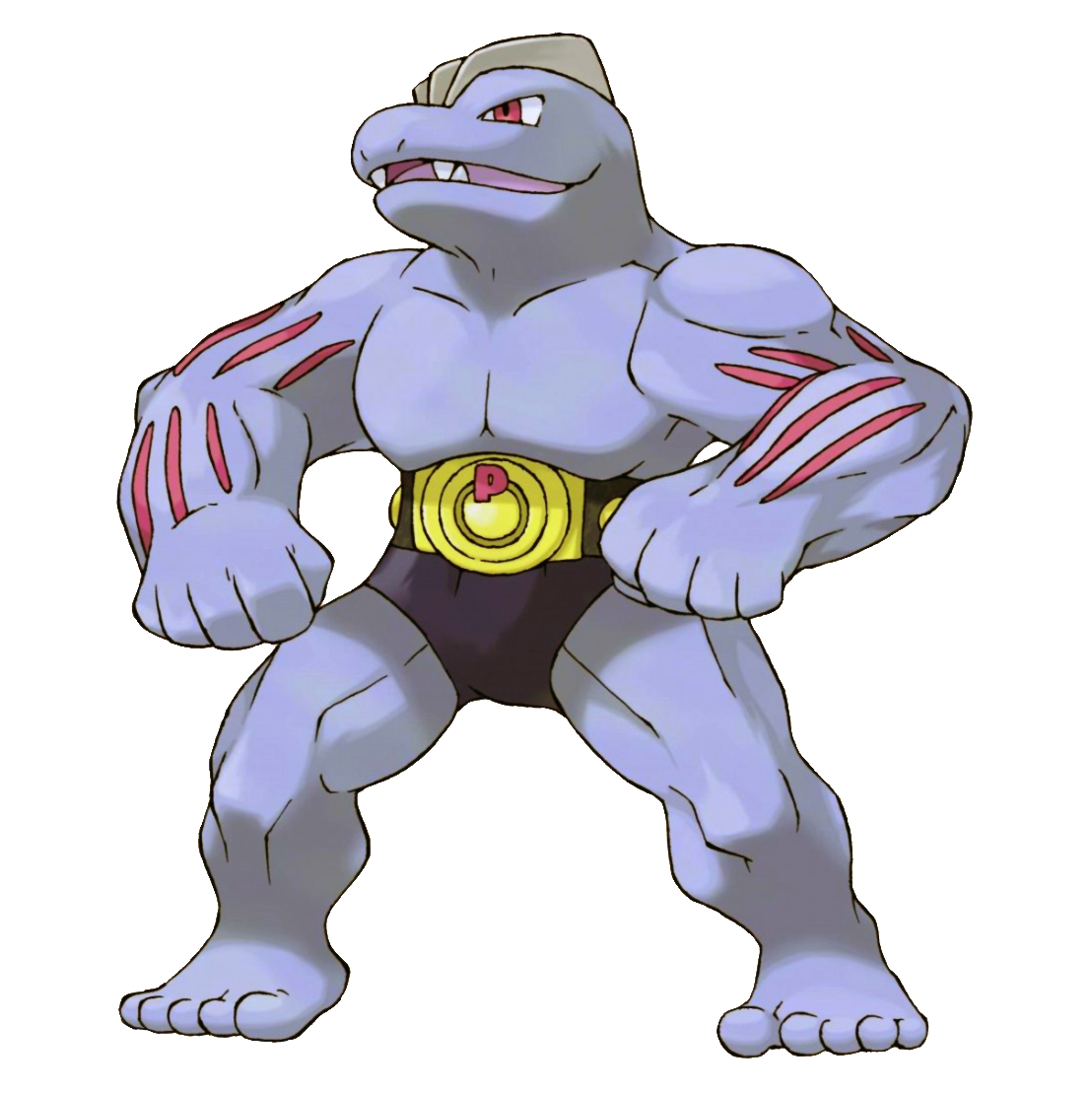 Machoke card