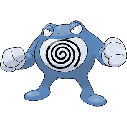 Poliwrath card