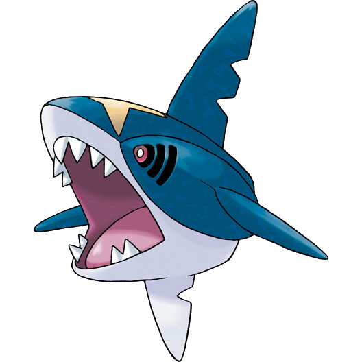 Sharpedo card