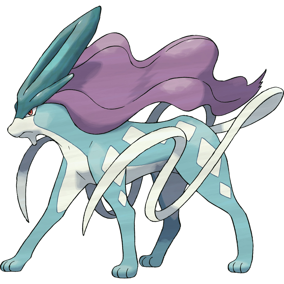 Suicune card