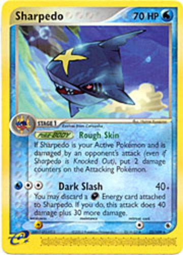 Sharpedo card for EX Ruby & Sapphire