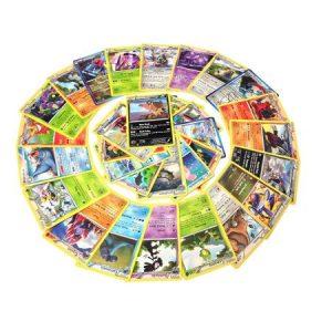 Rare Pokemon cards picture.